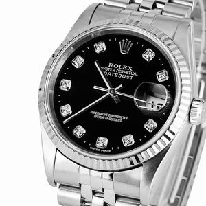 BRAND NEW OYSTER PERPETUAL DATEJUST LUXURY WATCH